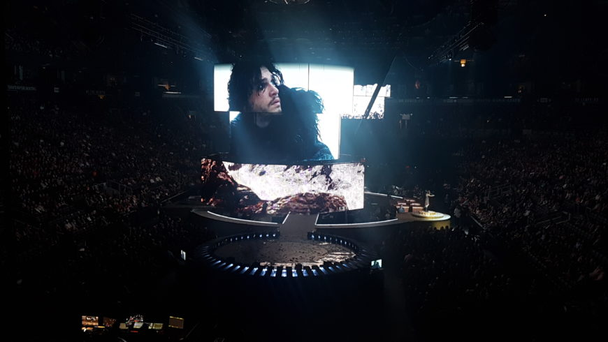 Game of Thrones Live Concert Experience: 6 Seasons in 2 hours